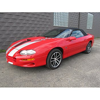 2002 Chevrolet Camaro Z28 Convertible for sale 101008276
